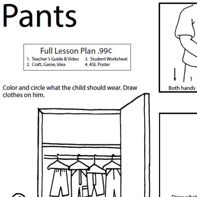 Pants WS ASL Screen