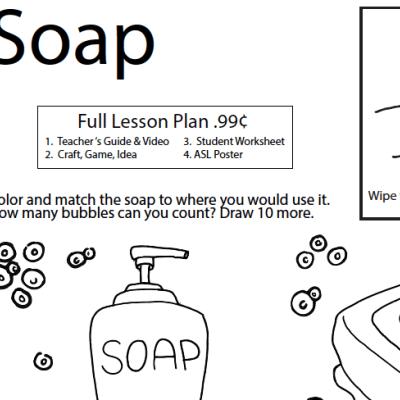 Soap WS ASL Screen