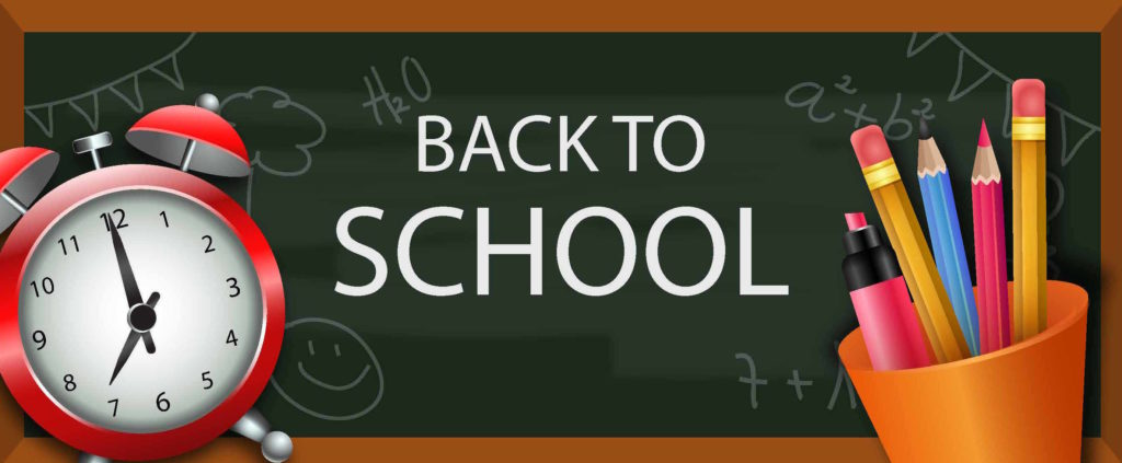 back to school chalk board no click here