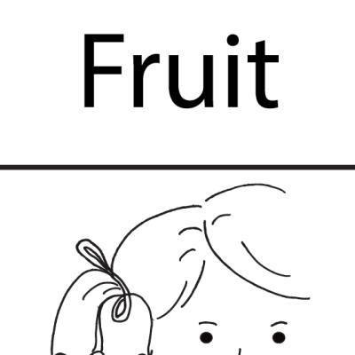 Fruit ASL Screen Shot