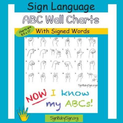 ASL Wall Charts