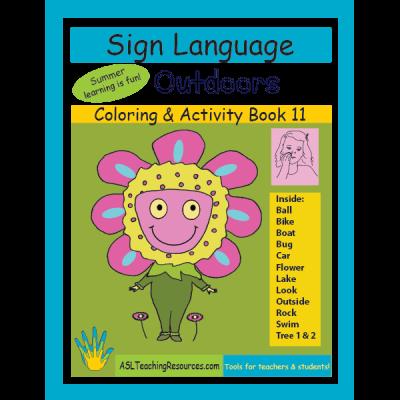 11-CB-Outdoors ASL Coloring Book