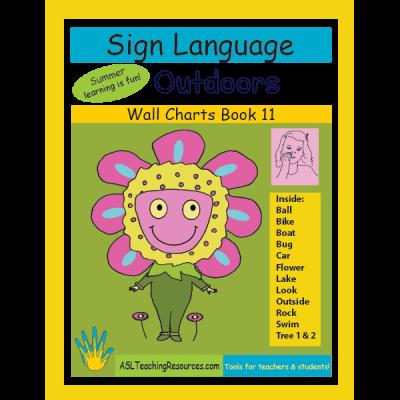 11-WCB-Outdoors ASL Sign Language