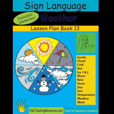 13-LPB-Weather-ASL-Lesson-Plan-Book