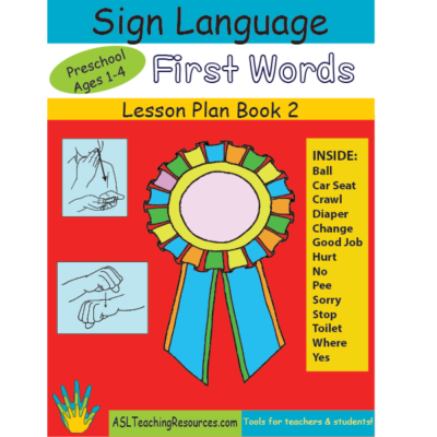 2-LPB-First-Signs ASL Lesson Plan Book