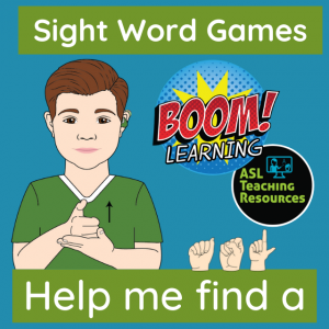 sight word online games ad