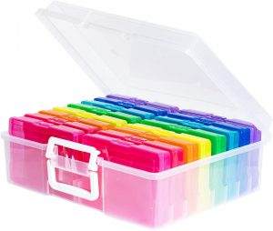 dolch words storage box