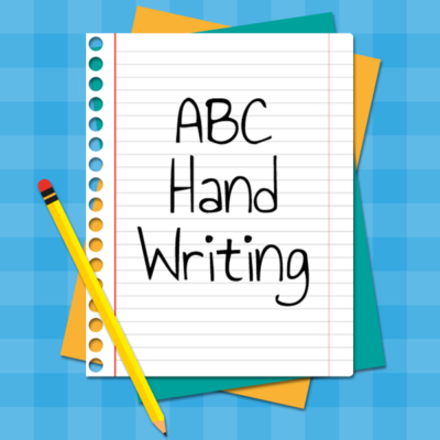 ABC Hand Writing