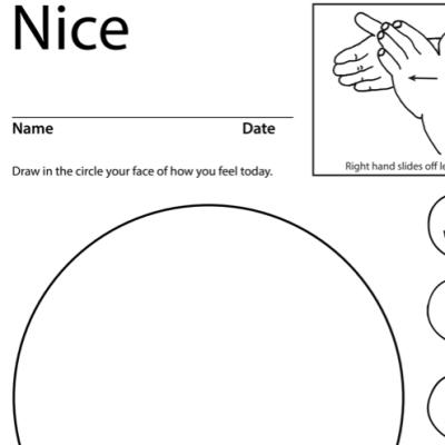 Nice Lesson Plan Screenshot Sign Language