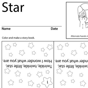 Star Lesson Plan Screenshot Sign Language