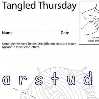Thursday Lesson Plan Screenshot Sign Language