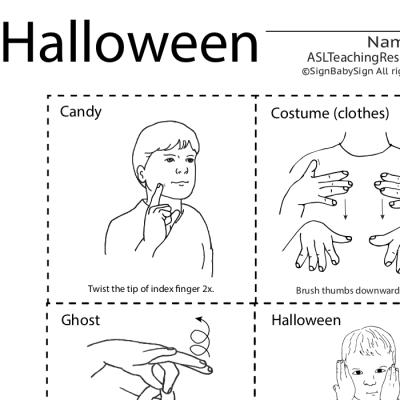 asl-flash-cards-halloween