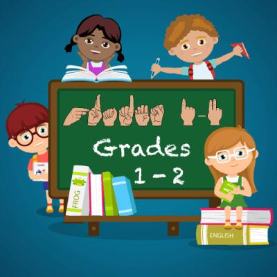 Grades 1 - 2