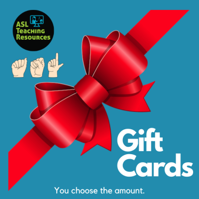ASL Gift Card