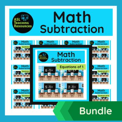 math-subtraction-work-sheets-bundle