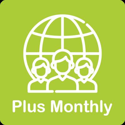 ASL Teaching Resources Membership Plus Monthly