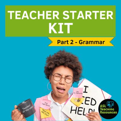 SPED Teacher Resources Kit