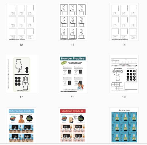 SPED Teacher sample kit image