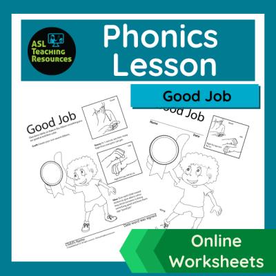 phonics-lesson-good-job
