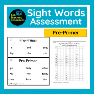 pre-primer-sight-words-assessment