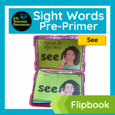 pre-primer-sight-words-see