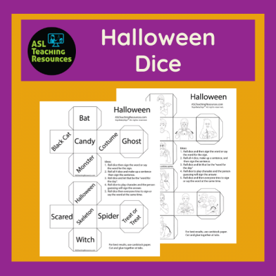 Games-for-Sign-Language-Halloween-Dice